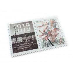Poštovní známka ke...